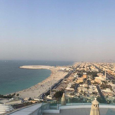 Uptown Bar Jumeirah Beach Hotel Dubai United Arab Emirates