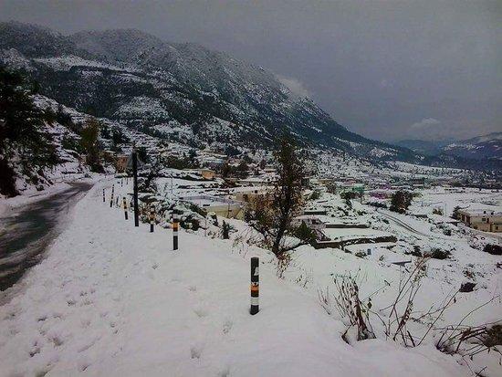 Tehri Garhwal District, Indie: I