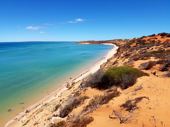 Denham, Australia: Skipjack Point