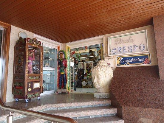 Crespo Curiosity Shop