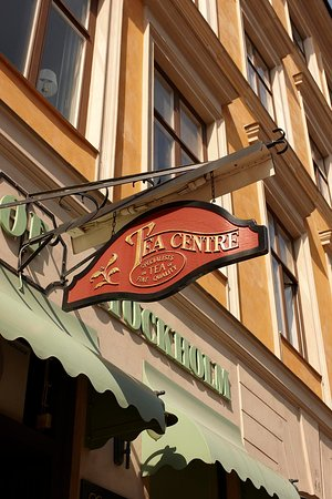 The Tea Centre of Stockholm