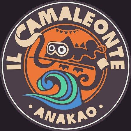 Anakao, Madagaskar: il camaleonte