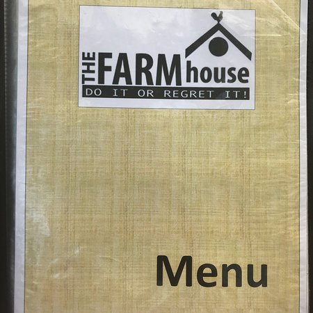 the FARMhouse Restaurant & Biergarten