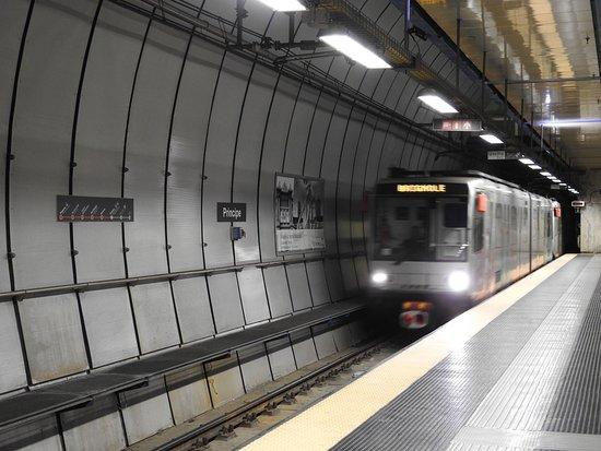 Stazione Principe. - Foto di Metropolitana Di Genova, Genova ...