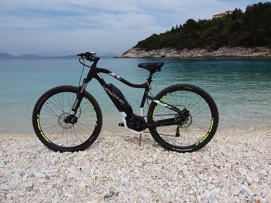 Fiscardo, Greece: Ionian eBike