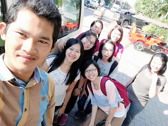 I am Remork Driver - Siem Reap