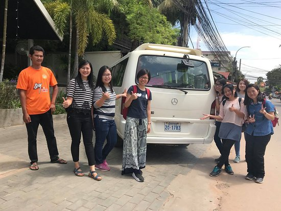 Driver And Tours - Siem Reap