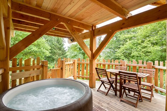 Cabane Spa Cocoon Lovers Picture Of Le Bois De Rosoy Rosoy En