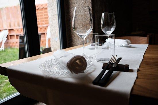 Platos Restaurante A Maceta Fotos Cesar Martins Artesanía De