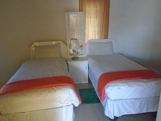 Nata, Botswana: Twin bed (single)