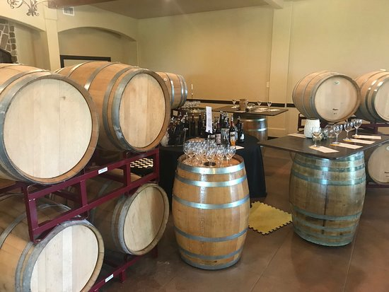 Plantersville, Τέξας: Wine