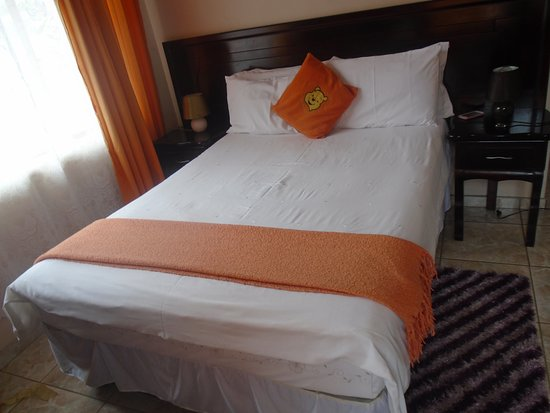 Francistown, Botswana: Fully air conditioned en-suite room