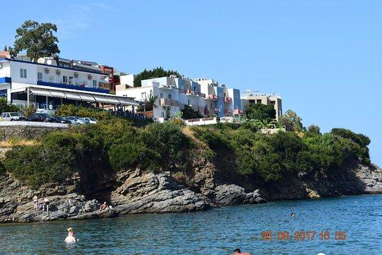Varkotopos Beach: Место для сноркелинга