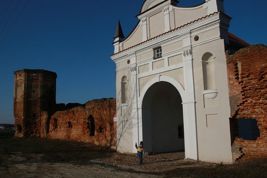 Byaroza, Weißrussland: Монастырь Картезианцев