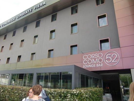 AS Hotel Limbiate Fiera: Main building
