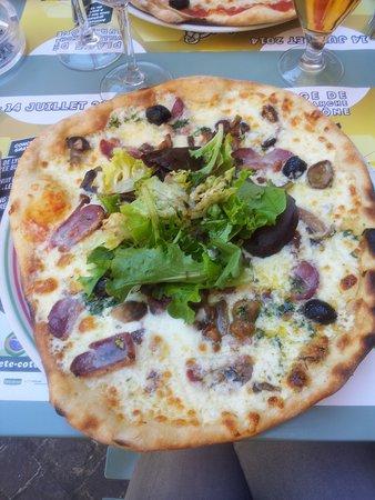 Restaurant pizzeria des arcades dans villefranche sur - Cuisine villefranche sur saone ...
