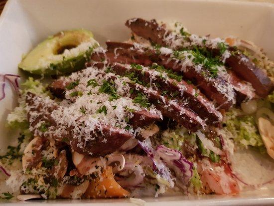 Nybrogatan 38: Beef salad