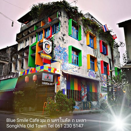 Blue Smile Cafe