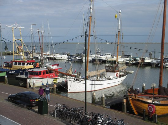 Hotel Old Dutch: The harbour
