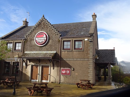 restaurant picture of brewers fayre loch iall fort. Black Bedroom Furniture Sets. Home Design Ideas