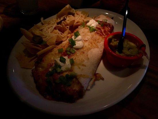 Si Senor: Burrito