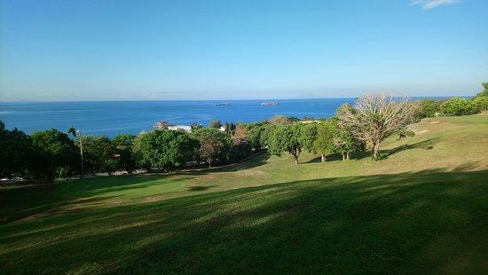 Club Punta Fuego: ^am walk on the Golf Course