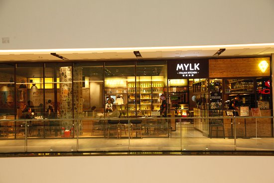 Mylk My Little Kitchen Italian Restaurant Zhengzhou