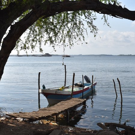 La Herradura, El Salvador: Tasajera dock