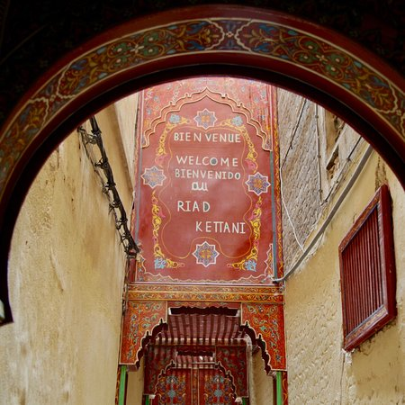 Riad Kettani FES: photo7.jpg