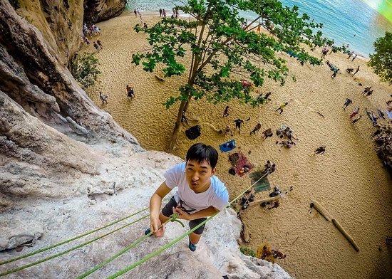 Tex Rock Climbing