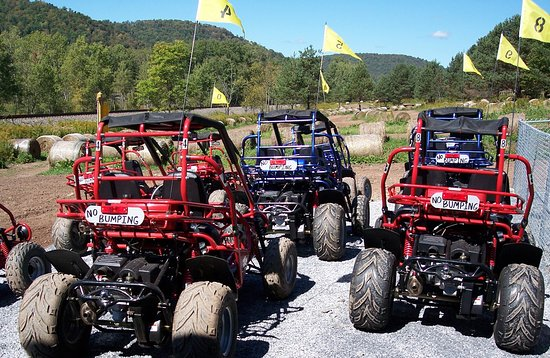 Go Kart Racing Pa >> A Me Go Karting Rt 155 At Fogel Road Port Allegany Pa Picture