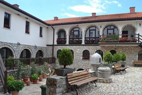 Makedonya Cumhuriyeti: Monastery St. Naum, Ohrid, Macedonia