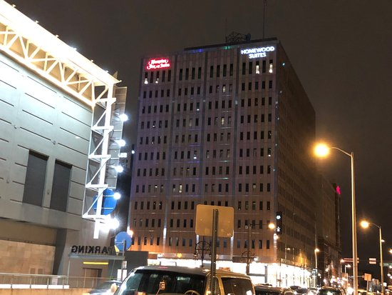 Homewood Suites by Hilton Denver Downtown-Convention Center: outlook
