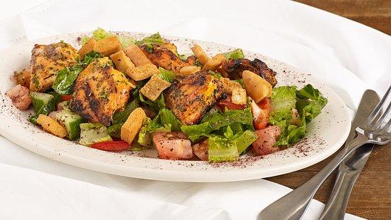 Westmont, IL: Chicken salad