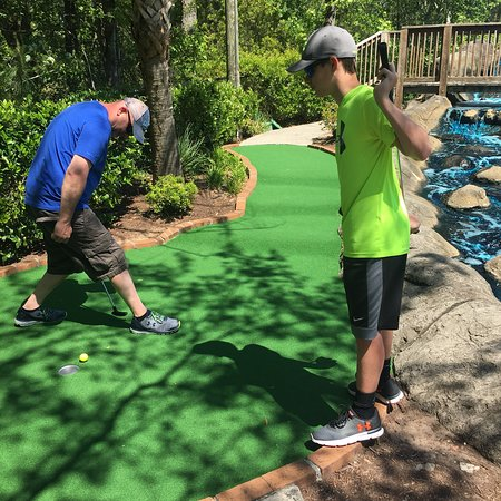 Runaway Bay Minature Golf (Murrells Inlet) - 2018 All You Need to ...