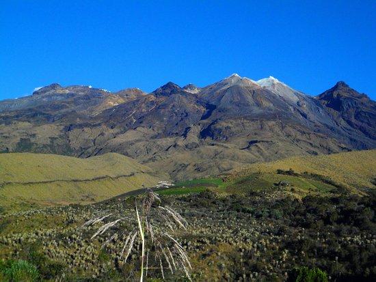Este es el regalo que te puede dar el espiritu del volcán Cumbal