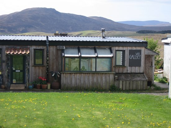 Durness, UK: THE WEE GALLERY