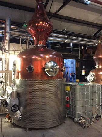 Sipsmith Distillery : One of the stills