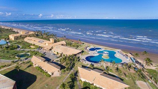 Barra dos Coqueiros, SE: Vista aérea do Makai Resort