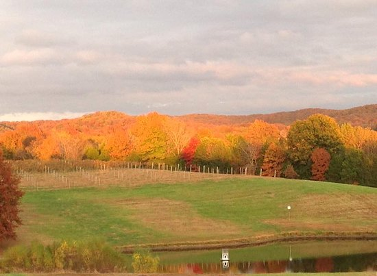 Marthasville, MO: Fall is a beautiful time of year