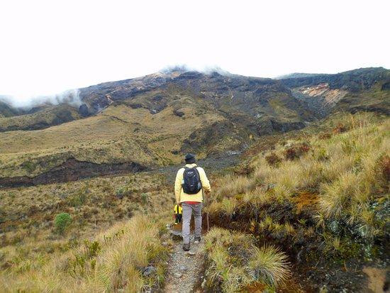 Cumbal, Kolumbia: Esta montaña espera que  logres llegar a su cima