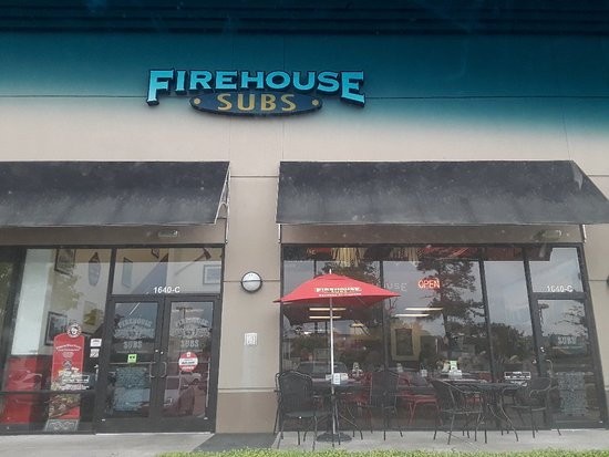 The Woodlands, TX: Firehouse Subs