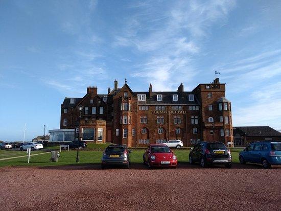 The Marine Hotel: IMG_20180502_073907739_large.jpg