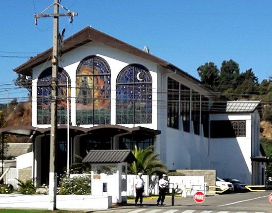 Iglesia Naval Nuestra Señora del Carmen