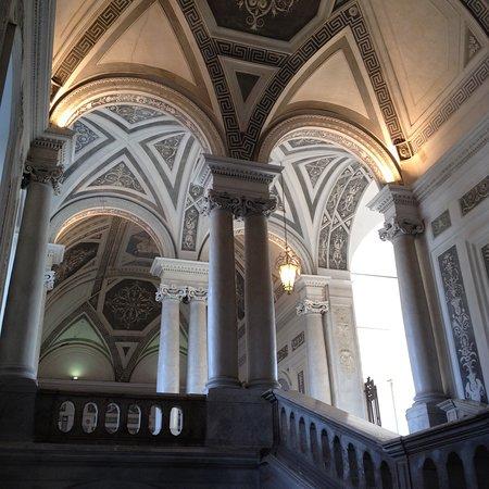Monastero dei Benedettini: Hall d'entrée du monastère