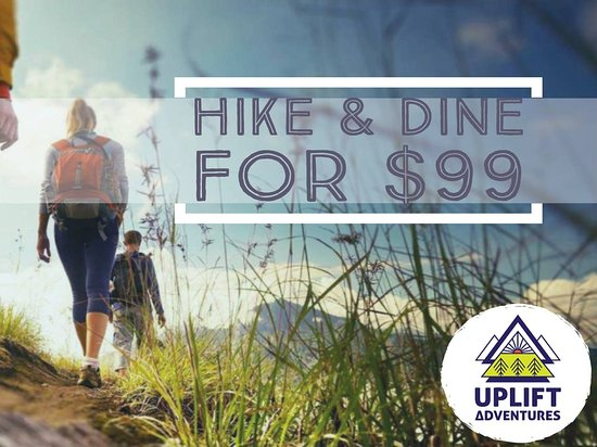 Blairmore, Canada: Interpretive Hike + Unique Dining experience