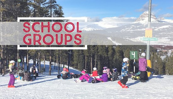 Blairmore, Canada: PPK is a great place for kids to learn snowsports