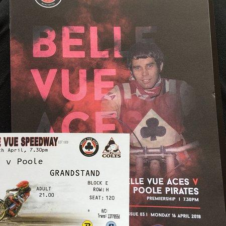 Belle Vue Speedway