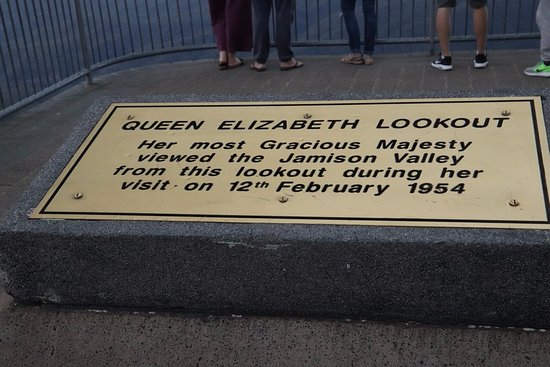 Queen Elizabeth Lookout