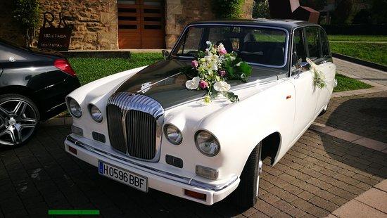 Astigarraga, España: Daimler Limusina 420d